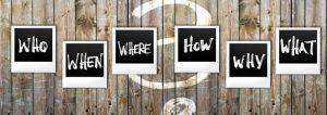 6 key planning question